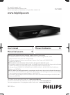 Philips DVP2800 Digital Camera Manual (33 pages)