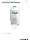 Philips AE2330 Radio Manual (14 pages)