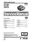 Philips AZ1008 Radio Manual (24 pages)