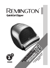 Remington HC4250 Hair Clipper Manual (9 pages)