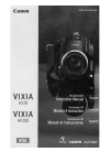 Canon VIXIA HF20 Digital Camera Manual (203 pages)