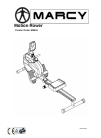 Marcy RM403 Home Gym Manual (17 pages)