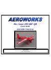 AeroWorks 30cc BRAVATA ARF-QB Toy Manual (58 pages)