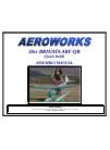 AeroWorks 30cc BRAVATA ARF-QB Toy Manual (64 pages)