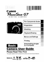 Canon PowerShot G7 Digital Camera Manual (391 pages)