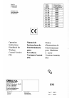 GIRBAU LS-307 Washer Manual (141 pages)
