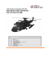HeliArtist UH-60 Toy Manual (9 pages)