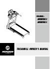 Horizon Fitness Adventure 3 Plus Treadmill Manual (15 pages)