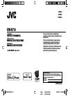 JVC KW-R710 Instruction Manual