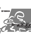 Yamaha TDM900 Motorcycle Manual (110 pages)