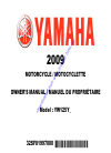 Yamaha 2009 YW125Y Motorcycle Manual (161 pages)