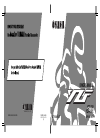 Yamaha YZF-R1P Motorcycle Manual (133 pages)