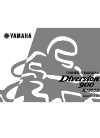 Yamaha Diversion 900 Motorcycle Manual (100 pages)