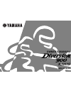 Yamaha Diversion 900 Motorcycle Manual (97 pages)