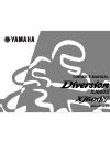 Yamaha Diversion XJ600N Motorcycle Manual (104 pages)