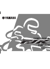 Yamaha FJR1300 Motorcycle Manual (106 pages)