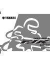Yamaha FJR1300 Motorcycle Manual (104 pages)