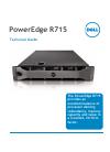 Dell PowerEdge R715 Desktop Manual (65 pages)