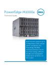 Dell PowerEdge M1000e Desktop Manual (71 pages)
