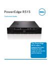 Dell POWEREDGE R515 Desktop Manual (65 pages)