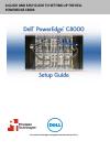 Dell PowerEdge C8000 Desktop Manual (16 pages)