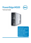 Dell PowerEdge M610 Desktop Manual (45 pages)