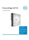 Dell PowerEdge M710 Desktop Manual (52 pages)