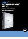Dell PowerEdge M710 Desktop Manual (31 pages)