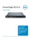 Dell PowerEdge R310 Desktop Manual (57 pages)