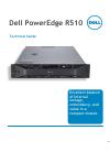 Dell PowerEdge R510 Desktop Manual (82 pages)