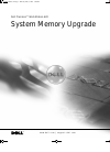 Dell Precision 620 Desktop Manual (16 pages)