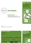 Dell Precision 620 Desktop Manual (2 pages)