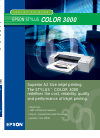 Epson Stylus Color 3000 Printer Manual (4 pages)