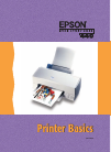 Epson Stylus Color 440 Printer Manual (58 pages)