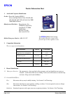 Epson Stylus Color 640 Printer Manual (4 pages)