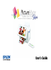 Epson Stylus COLOR 300 Printer Manual (106 pages)