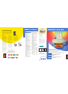 Epson Stylus Color 740 Printer Manual (2 pages)