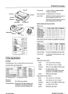Epson Stylus Color 800 Printer Manual (11 pages)