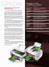 Epson Stylus Scan 2500 Printer Manual (2 pages)