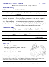 Epson 785EPX - Stylus Photo Color Inkjet Printer Printer Manual (1 pages)