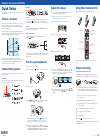 Epson PowerLite 3010 Home Theater Screen Manual (4 pages)