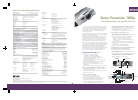 Epson 7850p - PowerLite XGA LCD Projector Software Manual (2 pages)