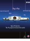 Epson 826W - PowerLite WXGA LCD Projector Software Manual (6 pages)