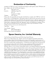 Epson 826W - PowerLite WXGA LCD Projector Software Manual (4 pages)