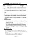 Epson C12C823912 - Net 2 Print Server Server Manual (4 pages)