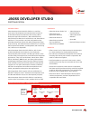 Red Hat JBOSS DEVELOPER STUDIO Other Manual (2 pages)
