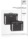 Peavey Bandit 112 Operating Manual (16 pages)