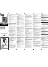 Philips AE6780 Radio Manual (2 pages)