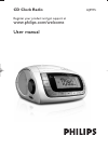 Philips AJ3915 Radio Manual (12 pages)