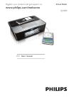 Philips AJ4200 Radio Manual (23 pages)